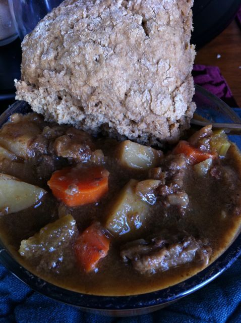 Slow Cooker Beef Stew...